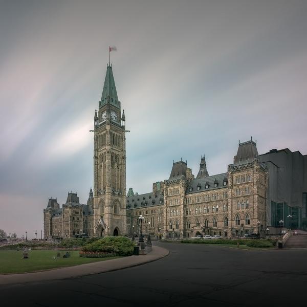 Parliament Building - Ottawa