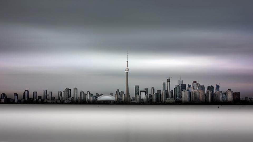 Toronto Skyline - 16-9 - II - SZP-JK