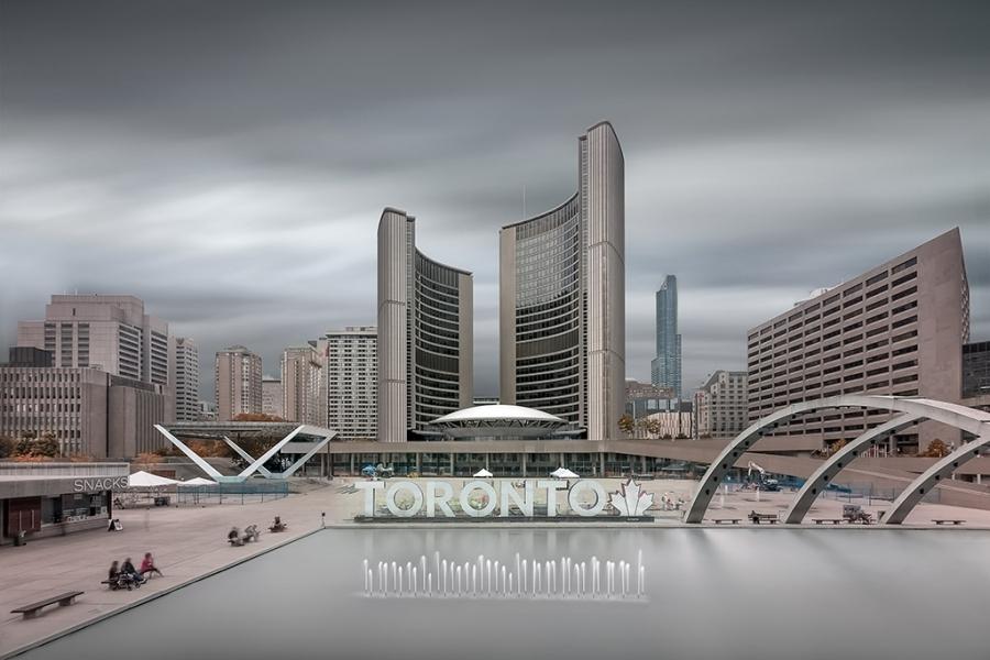 Toronto City Hall - MCM