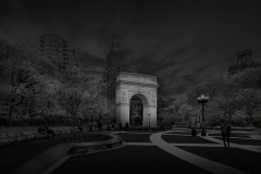 Washington Square Park - Mysteries - JK