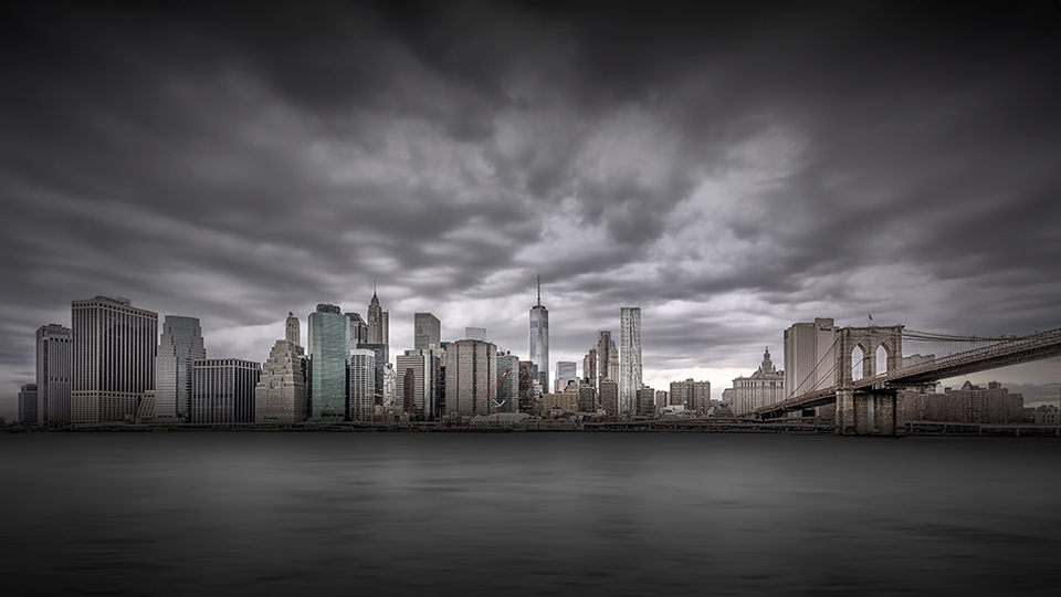 Manhattan Skyline III