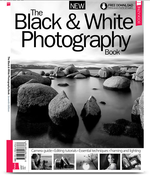 The second publication happens to be in a book that offers an array of topics related to bw photography from how to guides to genre specific pursuits