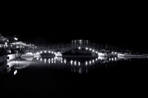 Levkas Levkada Bridge - Night - SZP.jpg